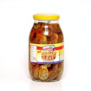 Makdous, makdus - bakłażany nadziewane orzechami z papryką, 2,7 kg - 2827761005