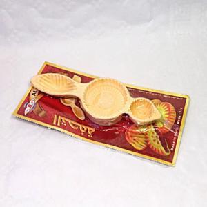 Forma do ciasteczek mamoul (maamoul, maamul), tworzywo, wzór 2 - 2846842237