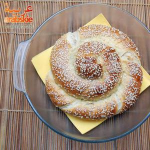 Chlebek z tahini - aromatyczny zawijaniec - 2827761016