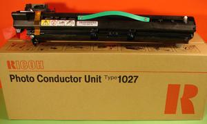 Moduł bębna Ricoh Typ 1027 / NRG Typ DMU23, Aficio 1022, 2027, PCU (DRUM + DEVELOPER UNIT); 60 000...