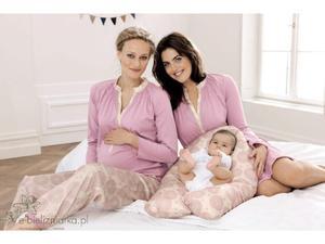 Piżama ciążowa i do karmienia Anita 1226 Filippa sweet lilac - 2827922152