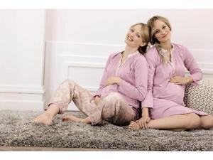 Piżama Anita 1226 Filippa sweet lilac - 2827922153