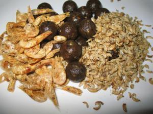 Natural Food mix wiadro 3kg - Naturalny Pokarm - 2823090458