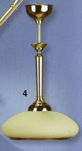 Lampa gabinetowa Tekielak LUX LG P (patyna) - 2825546827