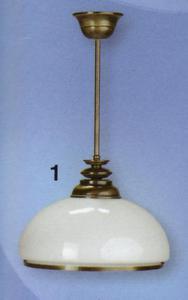 Lampa gabinetowa Tekielak CASTEL LG (Patyna) - 2825546817