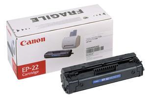 Kaseta z czarnym (black) tonerem Canon EP-22 - 2827662485