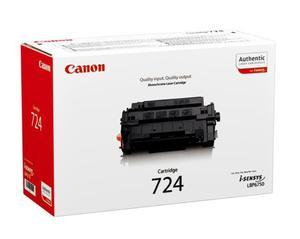 Kaseta z czarnym (black) tonerem Canon CRG-724 - 2827662516