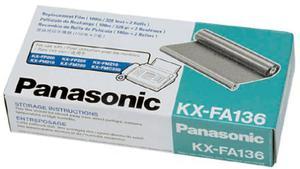 2 x Taśma termotransferowa Panasonic KX-FA136 - 2827662754