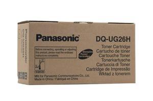 Kaseta z czarnym (black) tonerem Panasonic DQ-UG16H - 2827662758