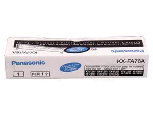 Kaseta z czarnym (black) tonerem Panasonic KX-FA76A - 2827662760
