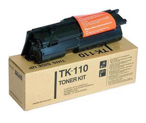 Kaseta z czarnym (black) tonerem Kyocera TK-110 - 2827662776