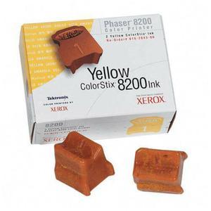 Atrament stały ColorStix żółty (yellow) Xerox 16204300 - 2827663070