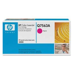 Toner purpurowy (magenta) HP Color LaserJet Q7563A