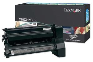 Kaseta z czarnym (black) tonerem Lexmark C782X1KG - 2827663482