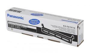 Wkład z czarnym (black) tonerem Panasonic KX-FAT411E - 2827663597