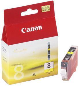 Wkład atramentowy żółty (yellow) Canon CLI-8Y - 2827663647