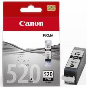 Wkład atramentowy czarny (black) Canon PGI-520Bk - 2827663676