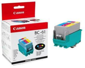 Głowica drukująca color (C. M. Y) Canon BC-61 - 2827663692