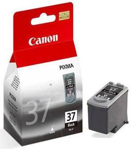 Wkład atramentowy czarny (black) Canon PG-37Bk - 2827663709