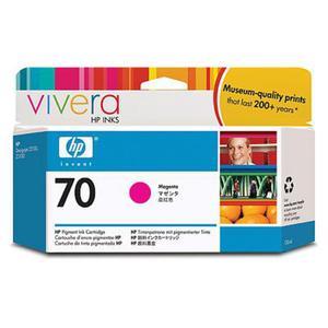 Wkład atramentowy purpurowy (magenta) HP 70 (C9453A) - 2827663802