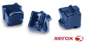 Atrament stały ColorStix 5 x błękitny (cyan) + 2 x czarny (black) Xerox 16190301 - 2827664341