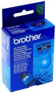 Wkład atramentowy błękitny (cyan) Brother LC-900C - 2827664653