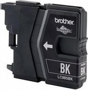 Wkład atramentowy czarny (black) Brother LC-985Bk - 2827664698