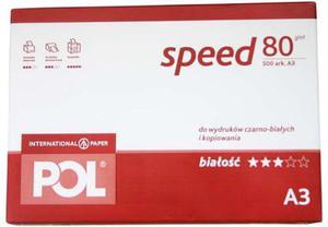 Papier A3 International Paper Pol Speed 80g - 2827664825