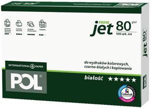 Papier A4 International Paper Pol Jet Prime 80g - 2827664828