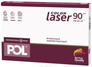 Papier A4 International Paper Pol Color Laser 90g - 2827664831