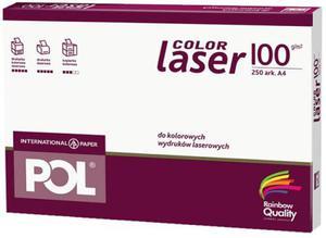 Papier A4 International Paper Pol Color Laser 100g - 2827664832