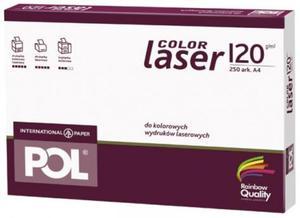 Papier A4 International Paper Pol Color Laser 120g - 2827664833