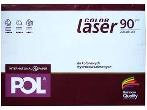 Papier A3 International Paper Pol Color Laser 90g - 2827664840