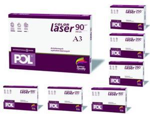 Papier A3 International Paper Pol Color Laser 160g - 2827664842