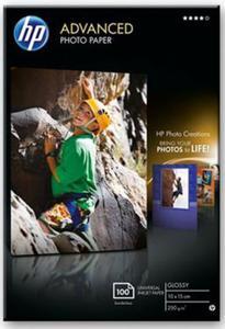 Papier HP Advanced Photo błyszczący bez marginesów A6 (Q8692A) - 2827664850