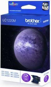 Wkład atramentowy purpurowy (magenta) Brother LC-1220M - 2827664870