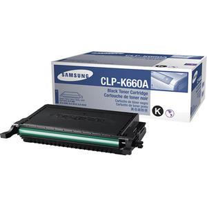 Kaseta z czarnym (black) tonerem Samsung CLP-K660A - 2827661975