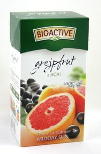 Herbata owocowa Grejpfrut z acai 45g BioActive - 2827423296
