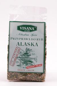 Przyprawa do ryb Alaska 55g Visana - 2827423140