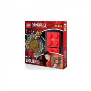 LEGO LGL-NI4K Lampka klocek Ninjago Kai + naklejka