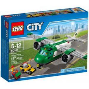 LEGO 60101 Lotnisko - Samolot transportowy - 2833589313