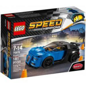 LEGO 75878 Bugatti Chiron - 2846089791