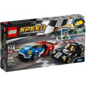 LEGO 75881 Ford GT z roku 2016 i Ford GT40 z roku 1966 - 2846089793