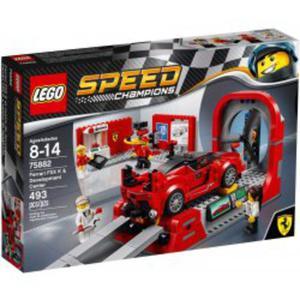 LEGO 75882 Ferrari FXX K i centrum techniczne - 2846089794