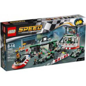 LEGO 75883 Zespół Formuły 1 MERCEDES AMG PETRONAS - 2846089795