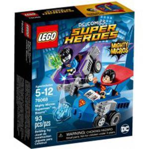 LEGO 76068 Superman kontra Bizarro - 2846089787
