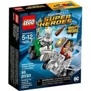 LEGO 76070 Wonder Woman kontra Doomsday - 2846089789