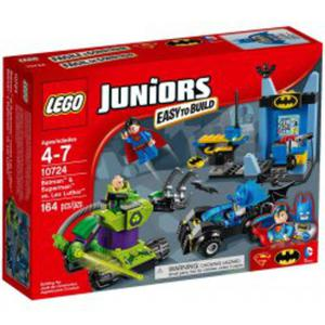 LEGO 10724 Batman i Superman kontra Lex Luthor - 2848156795