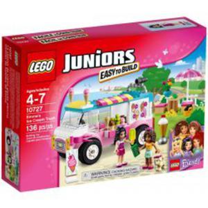 LEGO 10727 Furgonetka z lodami Emmy - 2848156796