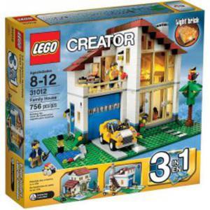 LEGO 31012 Dom rodzinny - 2833589794